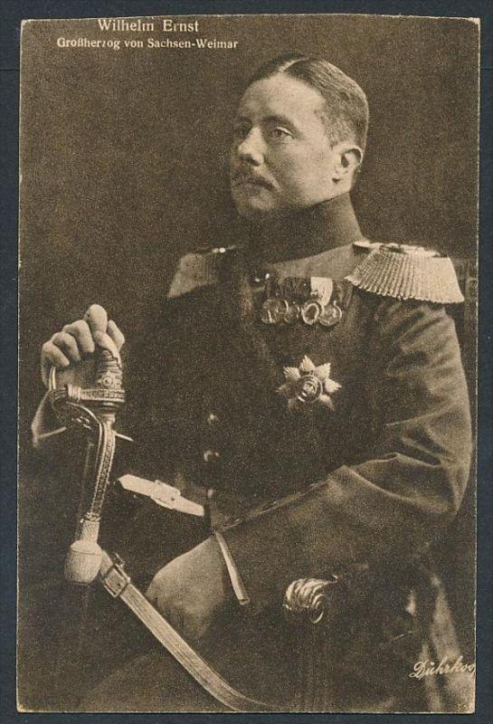 Wilhelm Ernst........-netter Beleg  ( t4672  ) siehe scan