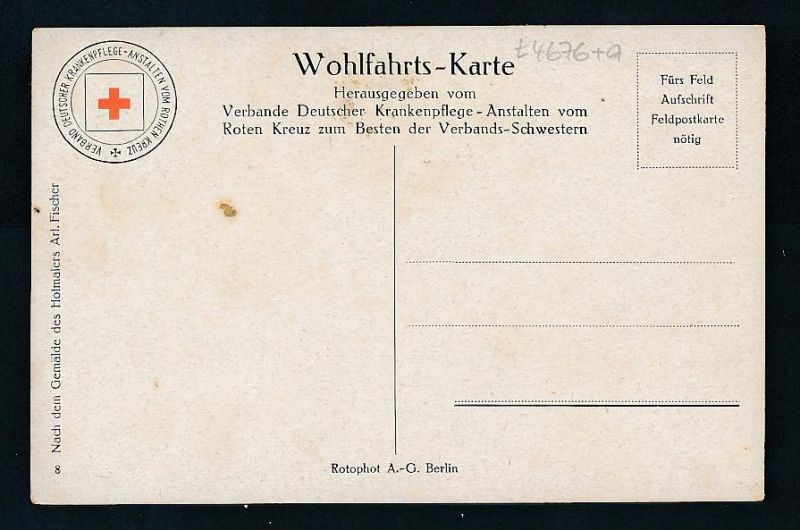 Otto v.Bismark.......-netter Beleg  ( t4676  ) siehe scan 1