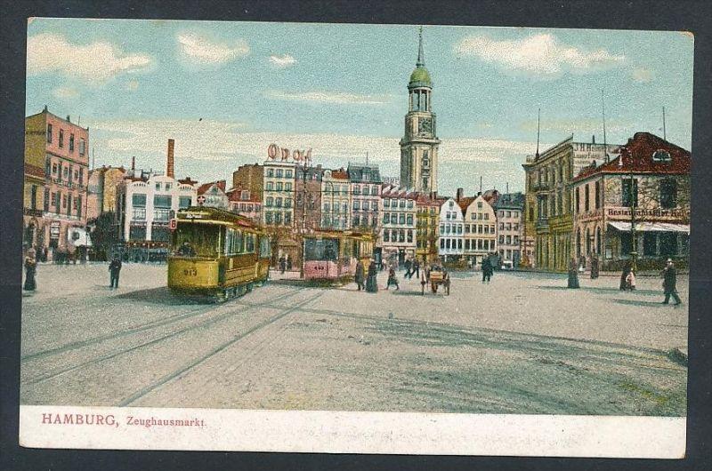 Hamburg  - alte Karte - ungebraucht     (da5819 ) siehe Bild ! 0