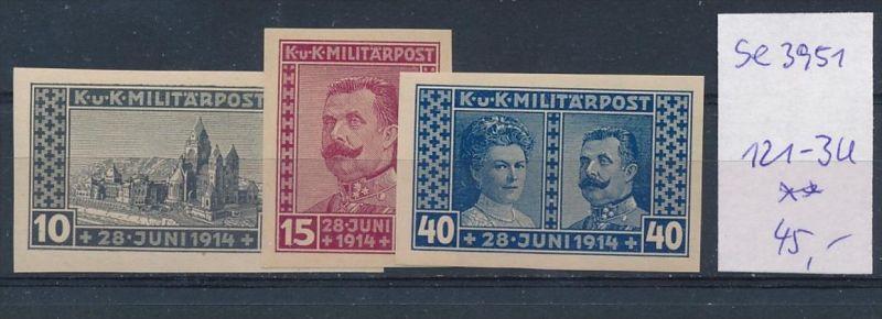K+K Militärpost  121-23  U  **   (se3951 ) siehe Bild ! 0