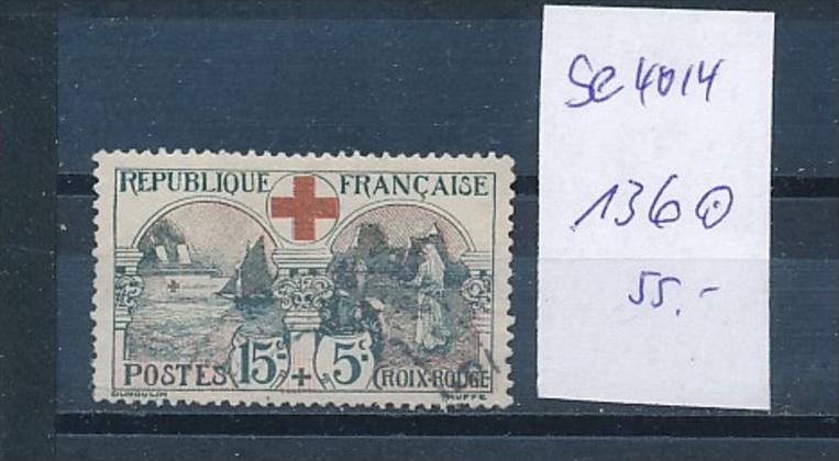 Frankreich Nr. 136 o (se4014 ) siehe Bild ! 0
