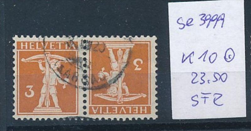 Schweiz  Nr.  k 10      (se3999 ) siehe Bild ! 0
