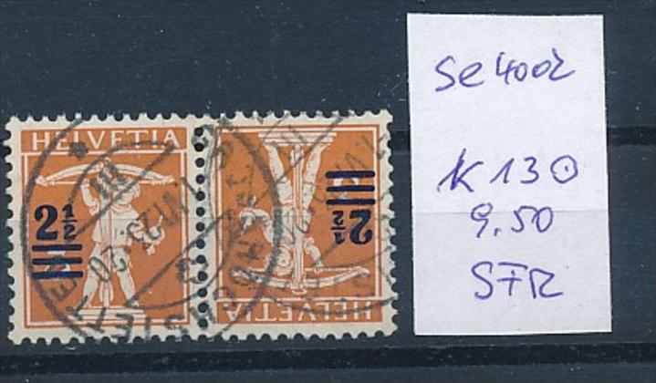 Schweiz  Nr.  k 13   o      (se4002  ) siehe Bild ! 0