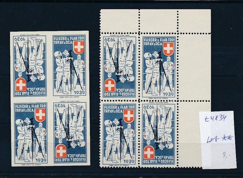 Schweiz Lot Soldaten Marken.....   (t4834 ) siehe Bild !