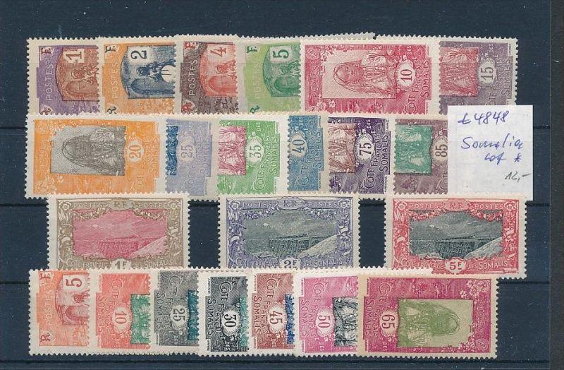 Somalia - Lot alte  Marken.....   (t4848 ) siehe Bild !