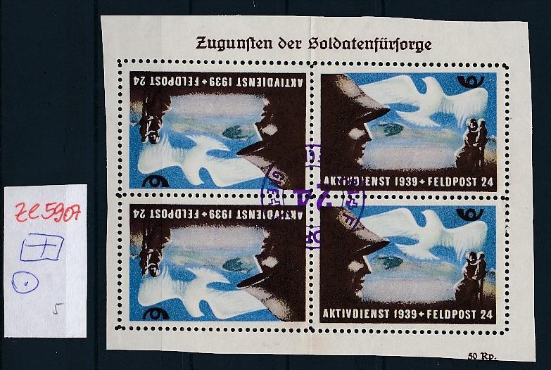 CH-Militär/Soldaten Marken -Bögli   (ze5907 ) siehe Bild !