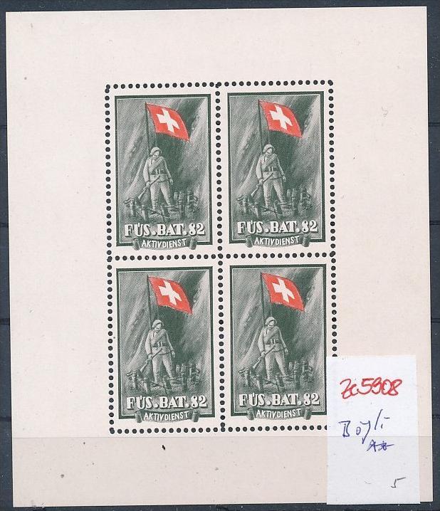 CH-Militär/Soldaten Marken -Bögli   (ze5908 ) siehe Bild !