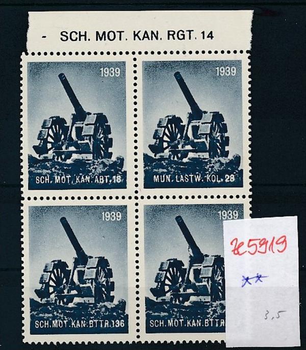 CH-Militär/Soldaten Marken -4er .....    (ze5919  ) siehe Bild !
