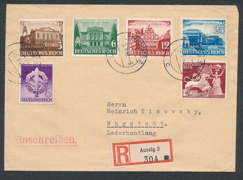 D.-Reich-Beleg    (t5011  ) siehe Bild ! 0