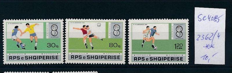 Albanien Nr. 2362-4  ** ( se4085 ) siehe scan 0