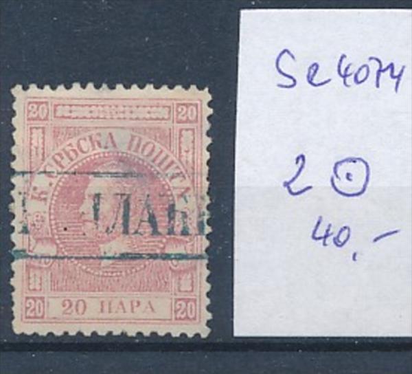 Serbien Nr.  2 o ( se4074 ) siehe scan 0