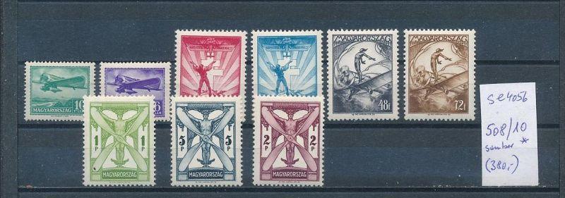 Ungarn  Nr. 508-10   * ( t4056 ) siehe scan 0
