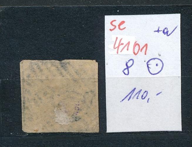 Braunschweig  Nr. 8   o ( se4101 ) siehe scan 1