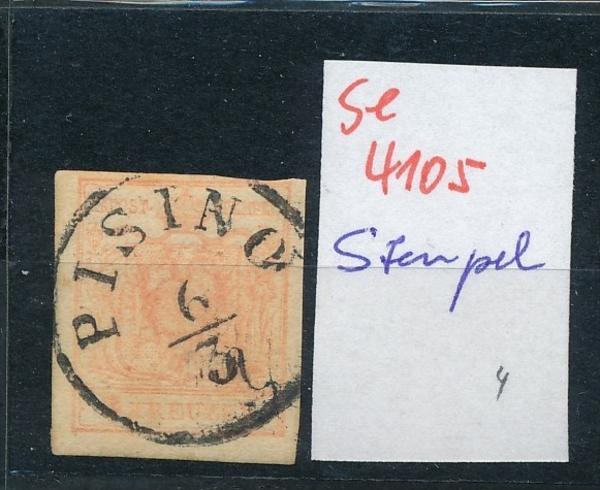 Österreich -Klassik -netter Stempel  ( se4105 ) siehe scan