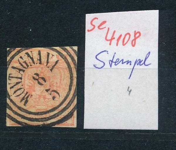 Österreich -Klassik -netter Stempel  ( se4108 ) siehe scan 0