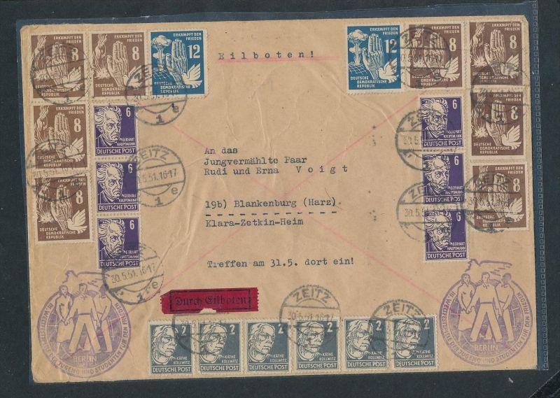 DDR   Beleg......  ( ze5944 ) siehe scan 0