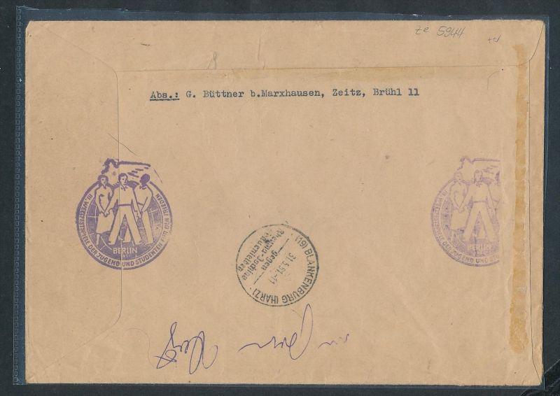 DDR   Beleg......  ( ze5944 ) siehe scan 1