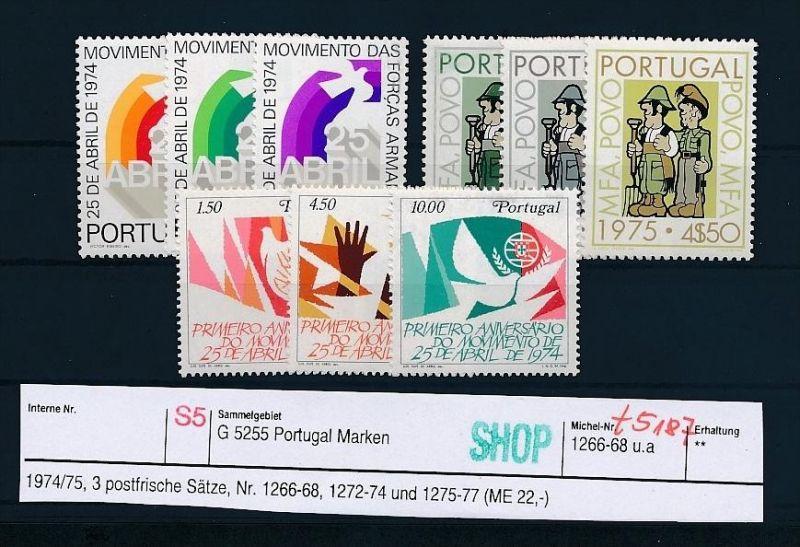 Portugal-nettes Lot ....  ( t5187 ) siehe scan
