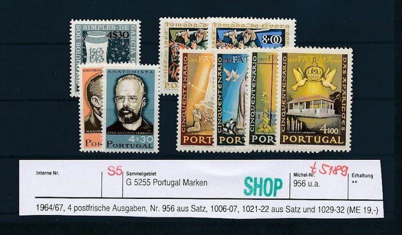 Portugal-nettes Lot ....  ( t5189 ) siehe scan 0
