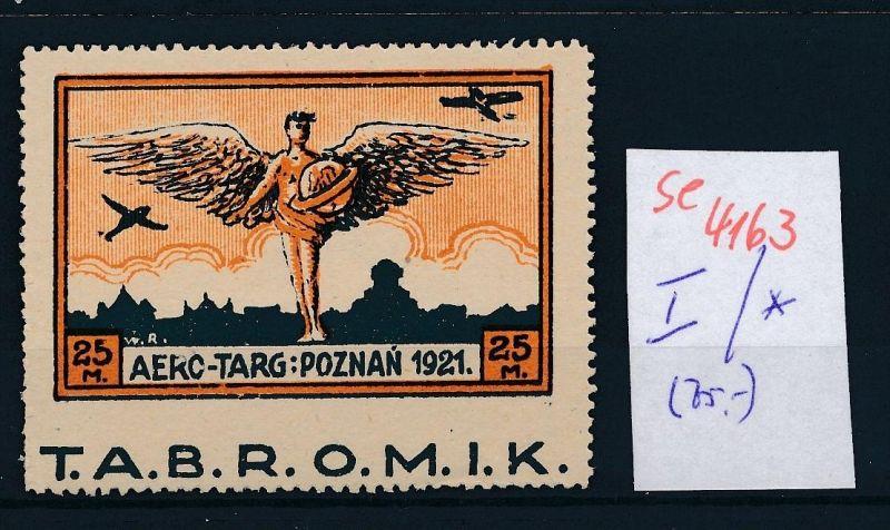 Polen Nr. I  * Flugpost  (se4163  ) siehe Bild !