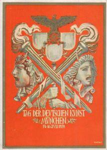 D.-Reich  -Propaganda - Karte -   Stempel-Beleg (ka 511    ) siehe Bild !