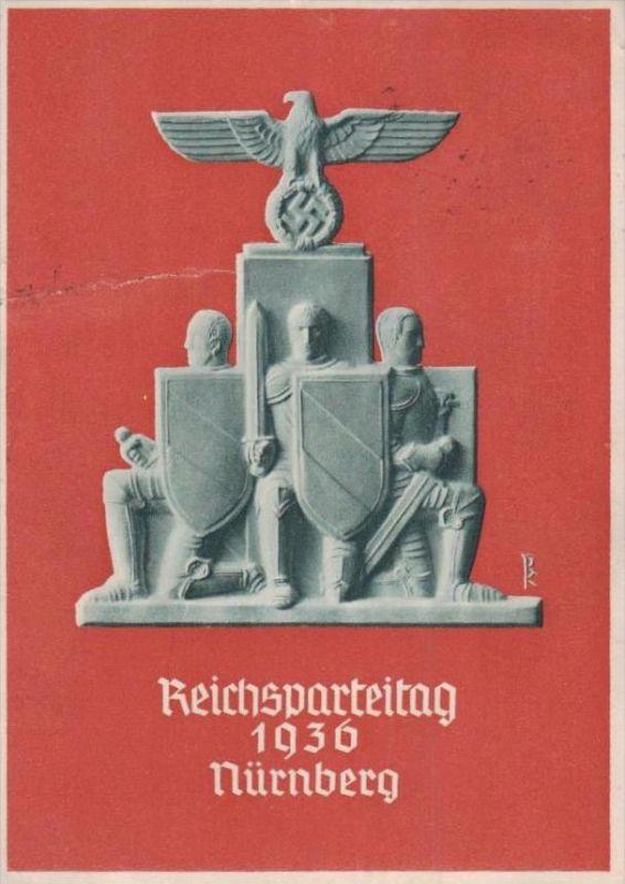 D.-Reich  -Propaganda - Karte -   Stempel-Beleg (ka 581    ) siehe Bild !