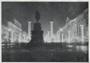 D.-Reich Propaganda Karte -o    (ka651   ) siehe Bild !