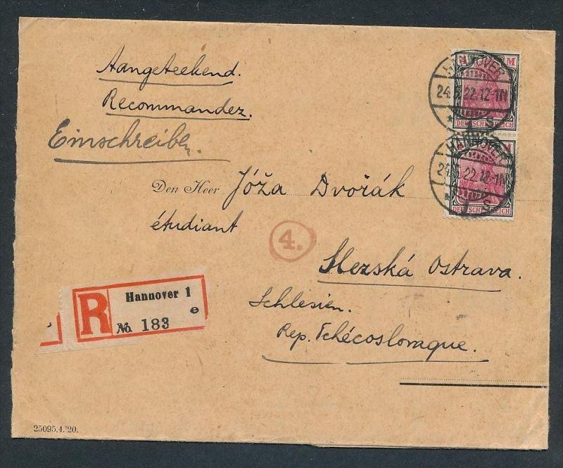 Infla-Ausland Brief    -netter Beleg....   ( ze5957 )-siehe scan !!