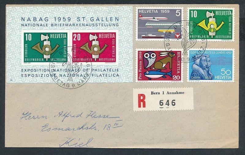 Schweiz R.-Brief...   -netter Beleg....   ( ze5990 )-siehe scan !!