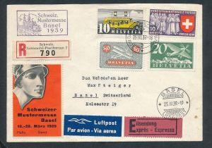 Schweiz -Sammler Brief .   -netter Beleg....   ( t6331  )-siehe scan !!