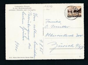 Schweiz -Sammler Brief .   -netter Beleg....   ( t6344  )-siehe scan !!