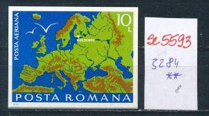 Rumänien Nr. 3284 ** ( se5593 ) siehe Bild !