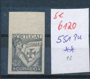 Portugal Nr. 551 PU Probedruck  **  (se 6120  )  siehe Bild