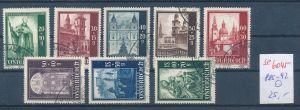 Österreich Nr. 885-92  o (se 6045  )  siehe Bild