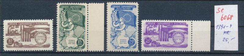 Türkei  Nr. 1391-4    ** (se 6068  )  siehe Bild