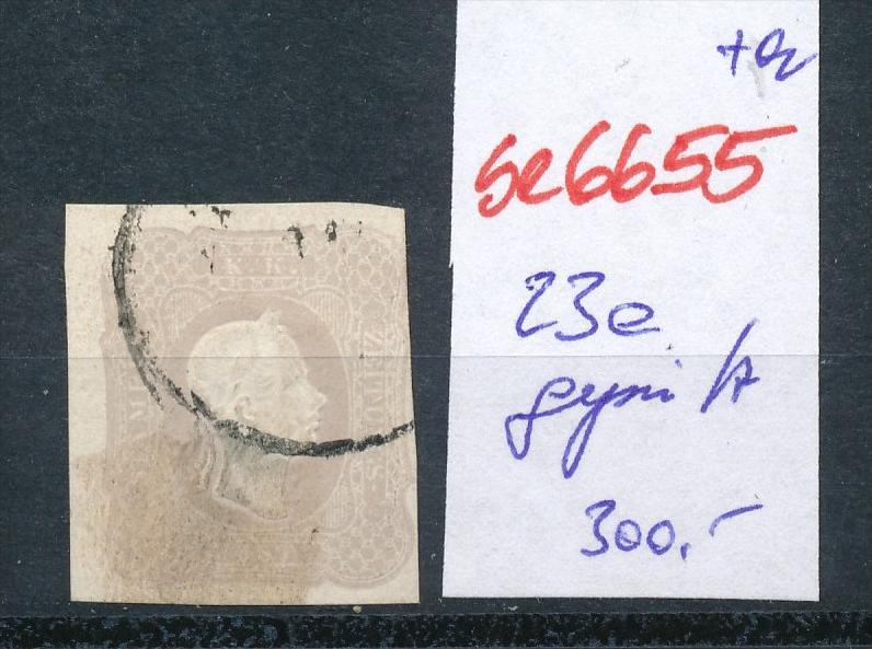 Österreich   Nr. 23a   o.. (se6655  ) siehe scan !!