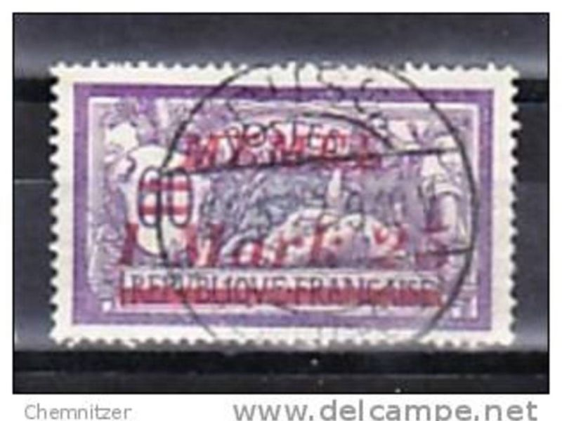 Memel    Nr. 64    o  ( a6047 ) siehe scan