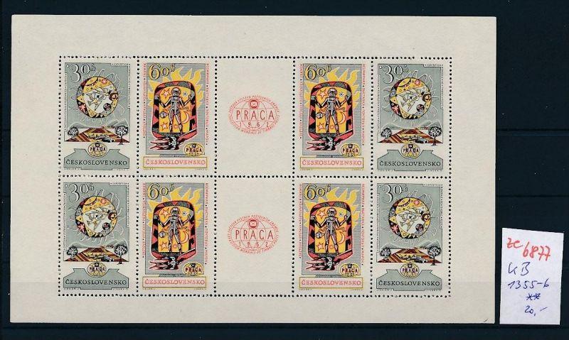 Tschechen KB. 1355-56 **(ze6877 ) siehe scan !