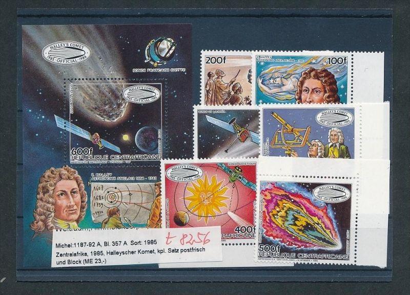 Kosmos - Z.Afrika   Block 357  + Satz **  (t8256   ) siehe scan !