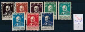Portugal  Nr. 622-29  *   (se 7431 ) siehe Bild