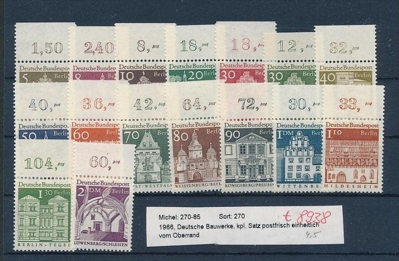 Berlin Bauten OR Serie  **  ( t8938  ) siehe scan !
