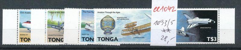 Tonga  Nr. 1093-95   ** ( ee1042 ) siehe scan !