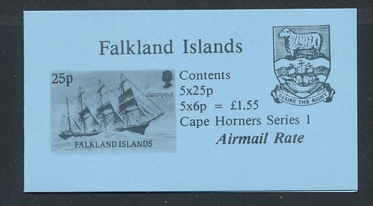 Falkland Heft ** ( t9314 ) siehe scan !