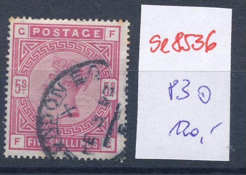 UK  Nr.  83  -Stempel...  (se8536  ) siehe Bild  !!
