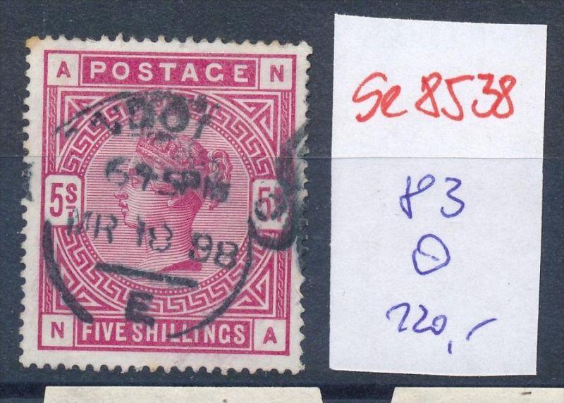 UK  Nr.  83  -Stempel...  (se8538  ) siehe Bild  !!