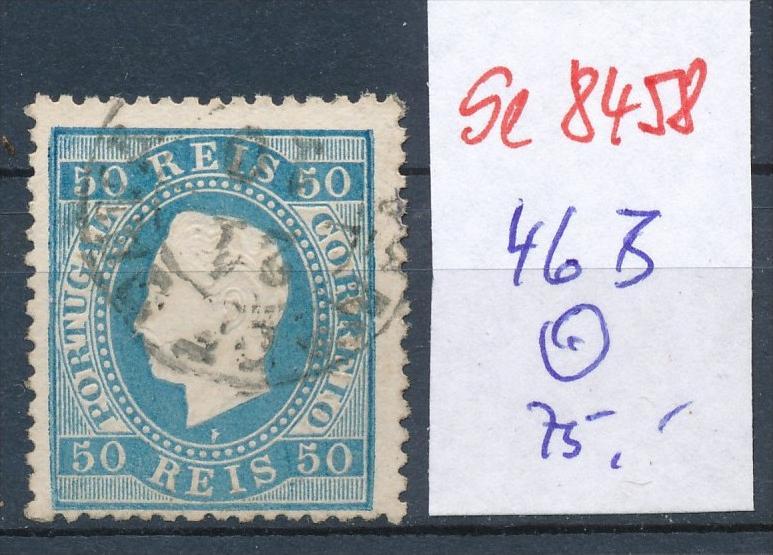 Portugal Nr. 46 B  o  (se8458  ) siehe Bild  !!