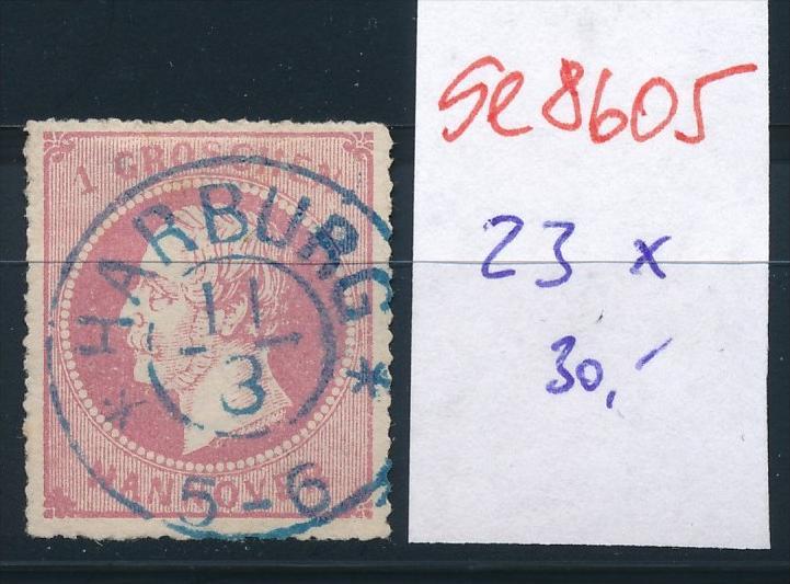 Hannover  Nr. 23    o   (se8605 ) siehe Bild