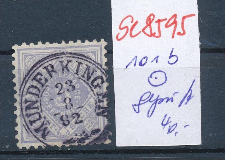 Würtemberg  Nr. 101 b -  o   (se8595 ) siehe Bild
