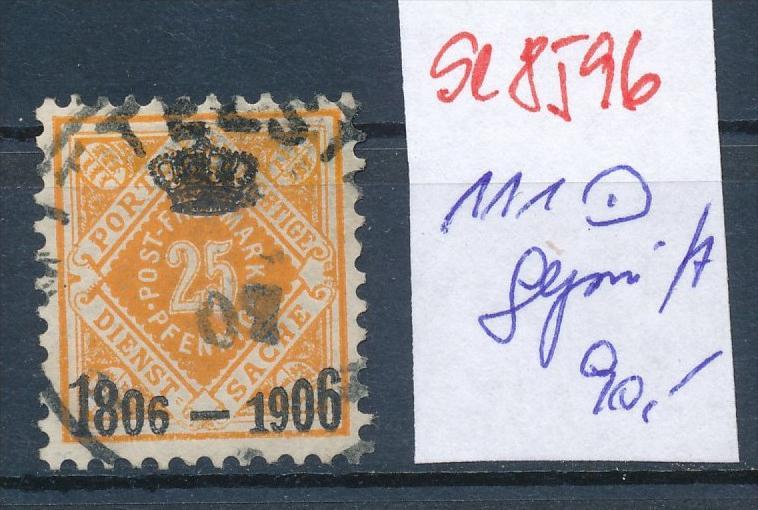 Würtemberg  Nr. 111 -  o   (se8596 ) siehe Bild