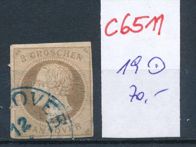 Hannover Nr. 19 o   (c6511 ) -siehe Bild